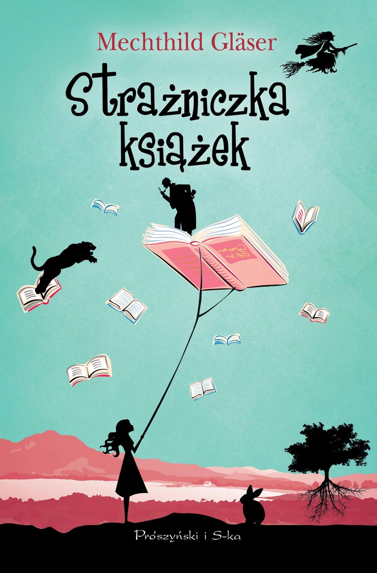 Strażniczka książek - Ebook (Książka EPUB) do pobrania w formacie EPUB