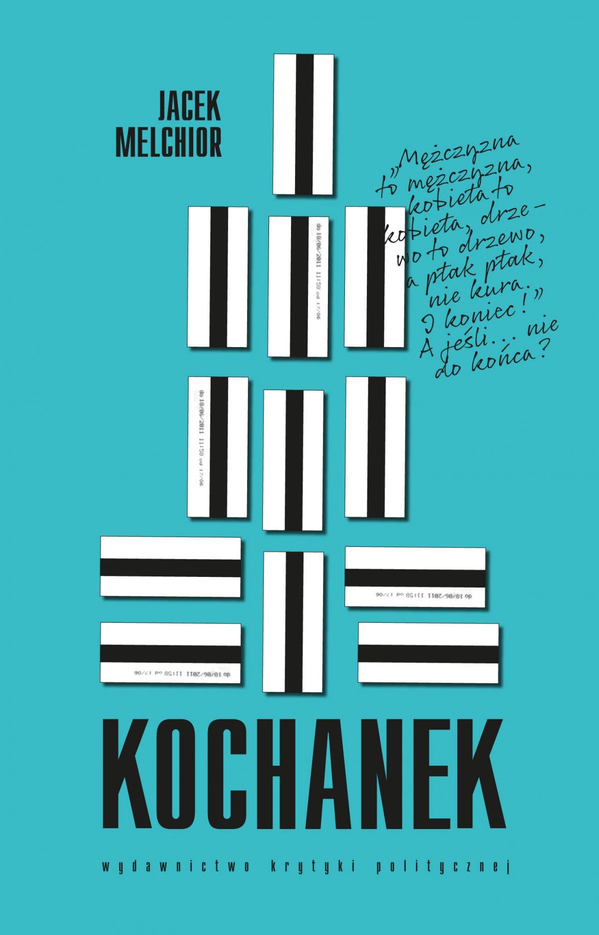 Kochanek - Ebook (Książka EPUB) do pobrania w formacie EPUB