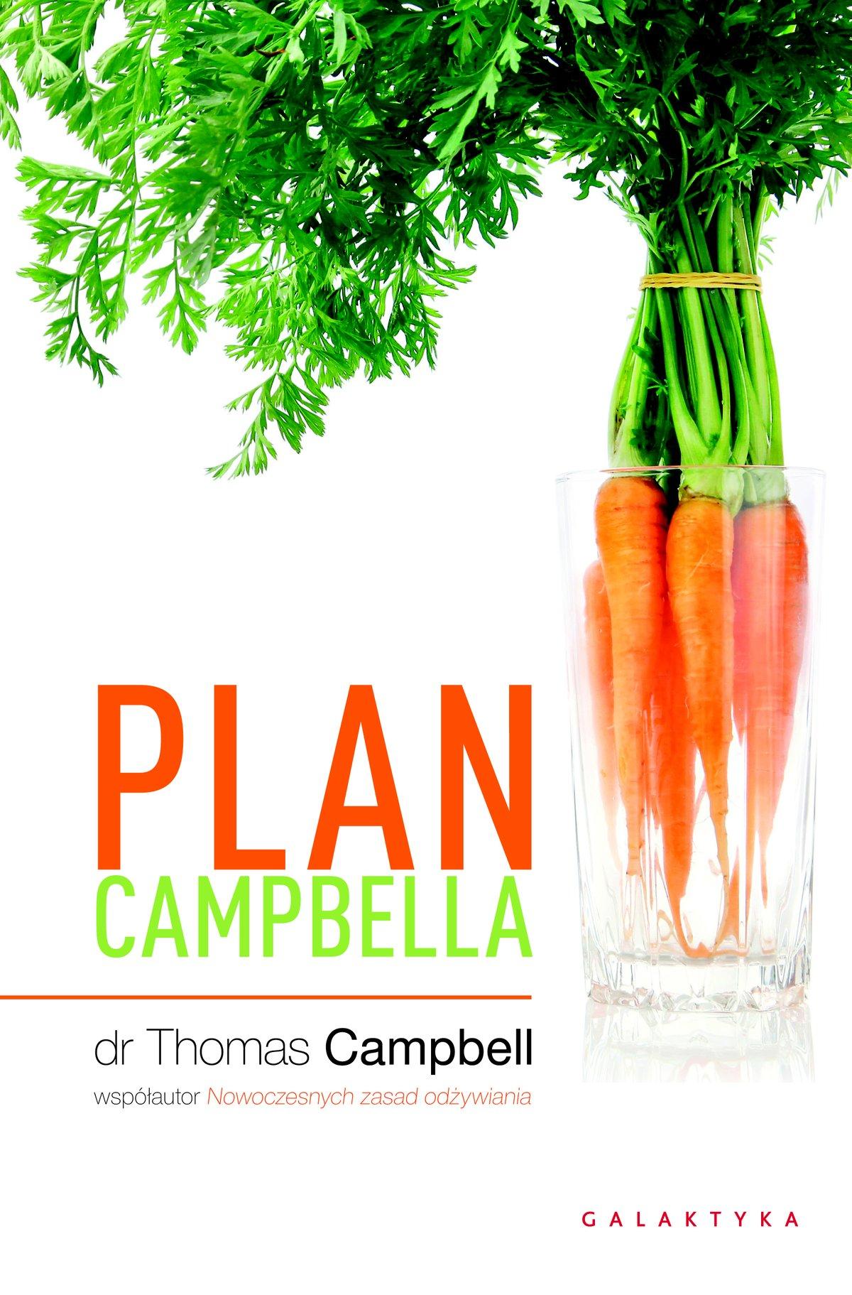Plan Campbella - Ebook (Książka na Kindle) do pobrania w formacie MOBI