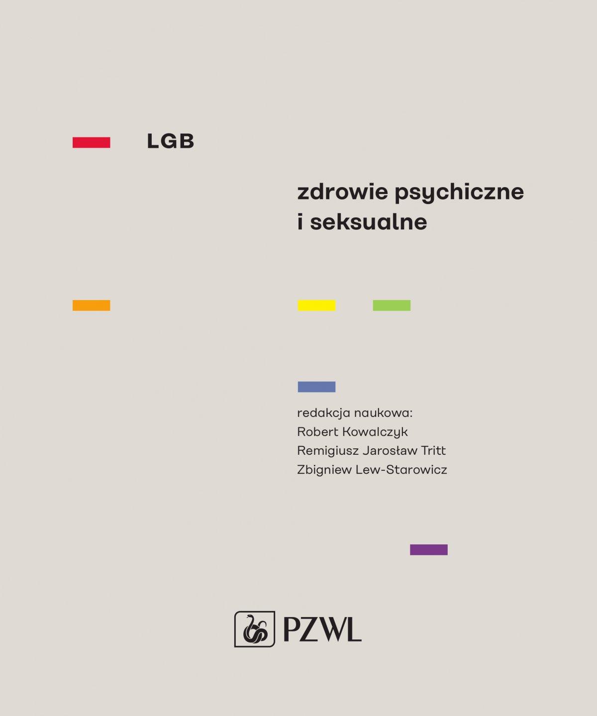 LGB Zdrowie psychiczne i seksualne - Ebook (Książka EPUB) do pobrania w formacie EPUB
