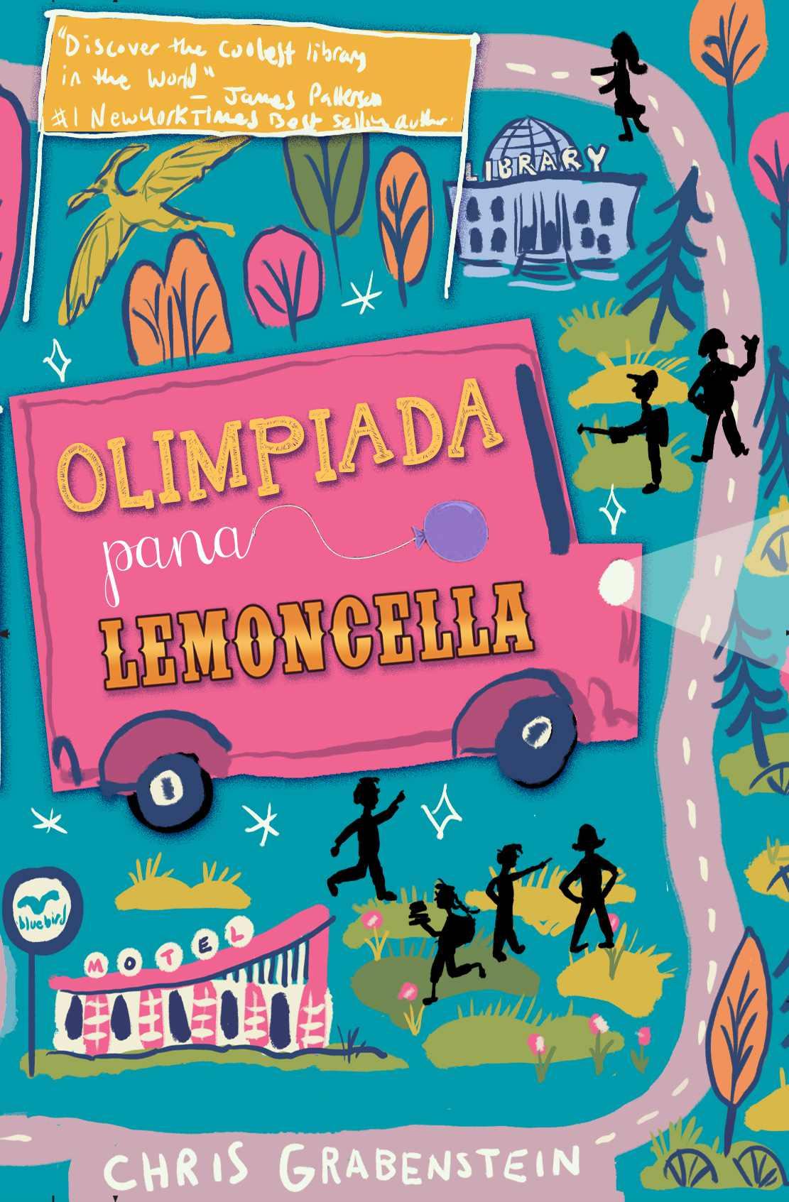 Olimpiada pana Lemoncella - Ebook (Książka EPUB) do pobrania w formacie EPUB