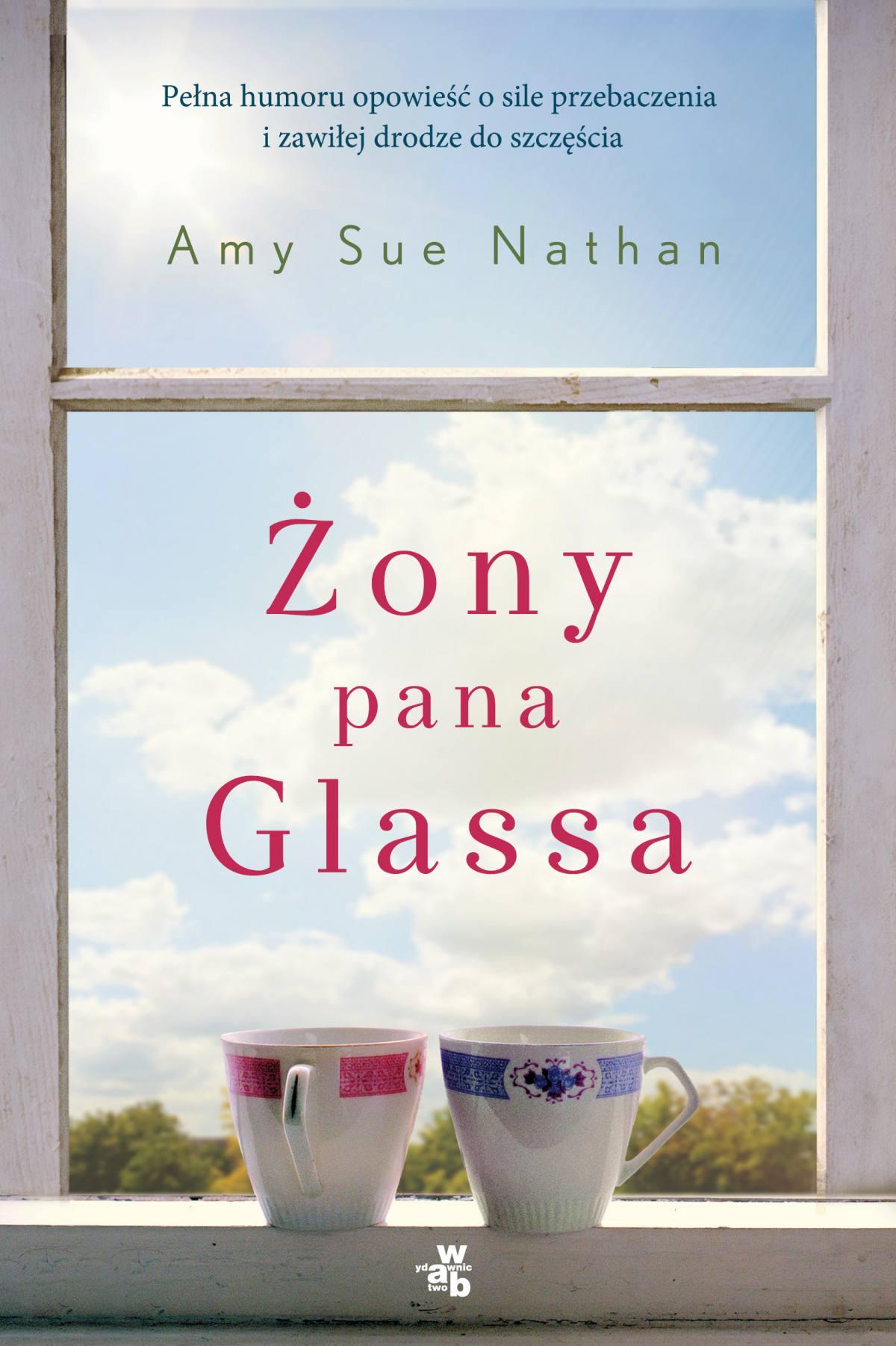 Żony pana Glassa - Ebook (Książka na Kindle) do pobrania w formacie MOBI