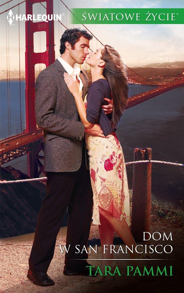Dom w San Francisco - Ebook (Książka na Kindle) do pobrania w formacie MOBI