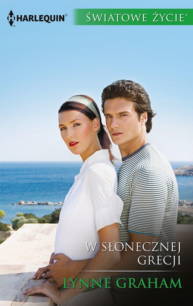 W słonecznej Grecji - Ebook (Książka na Kindle) do pobrania w formacie MOBI