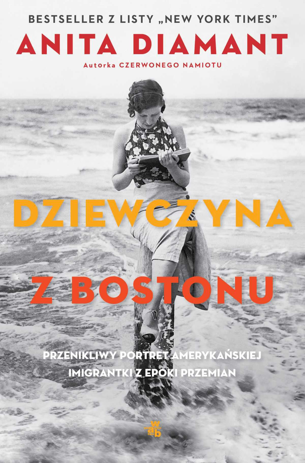 Dziewczyna z Bostonu - Ebook (Książka na Kindle) do pobrania w formacie MOBI