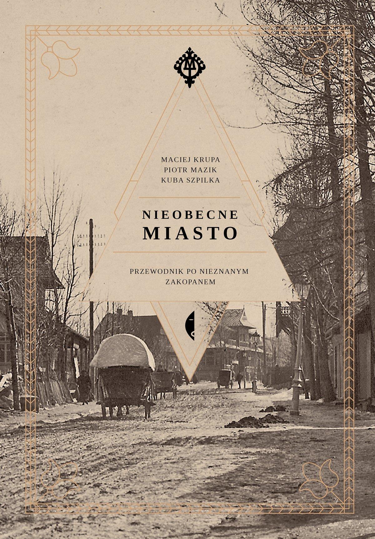 Nieobecne miasto - Ebook (Książka na Kindle) do pobrania w formacie MOBI