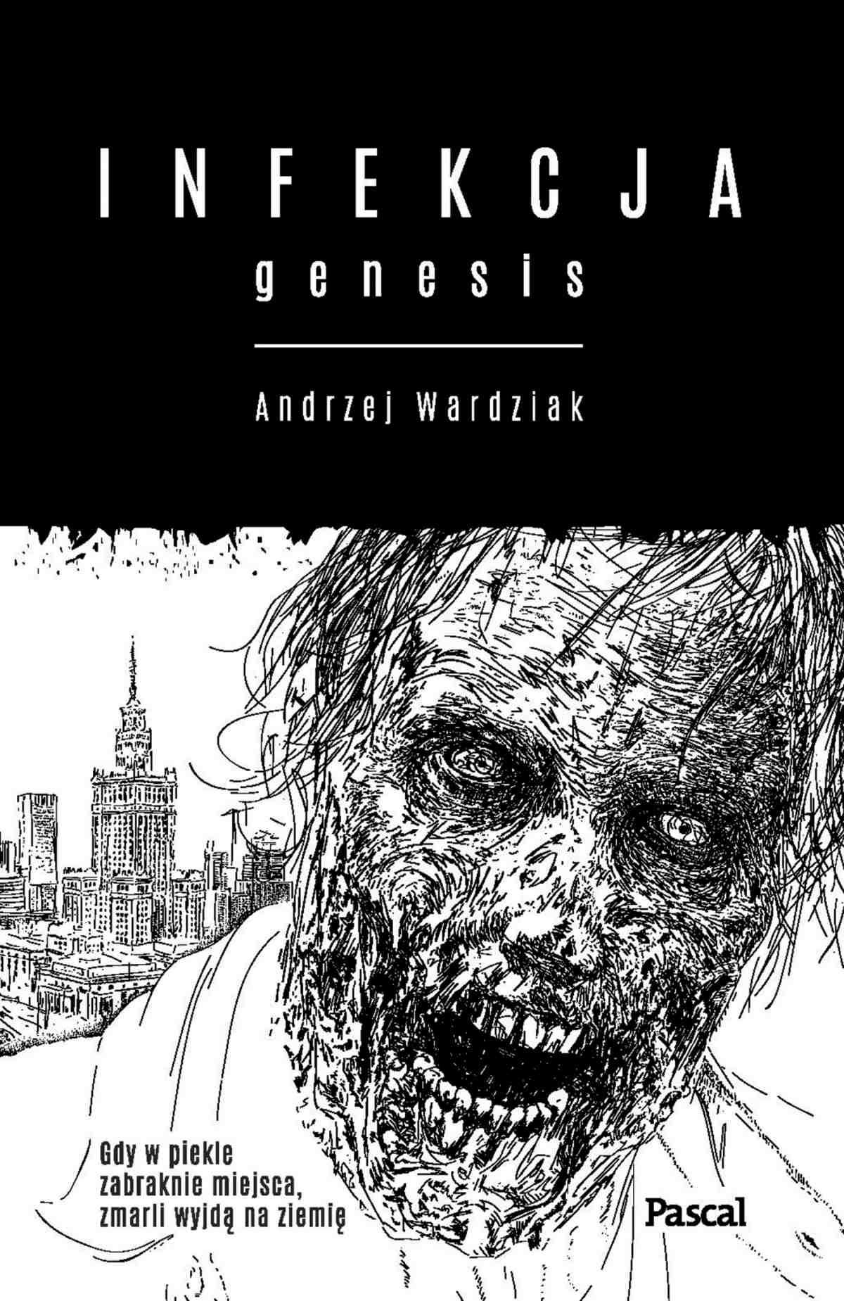 Infekcja. Genesis - Ebook (Książka EPUB) do pobrania w formacie EPUB