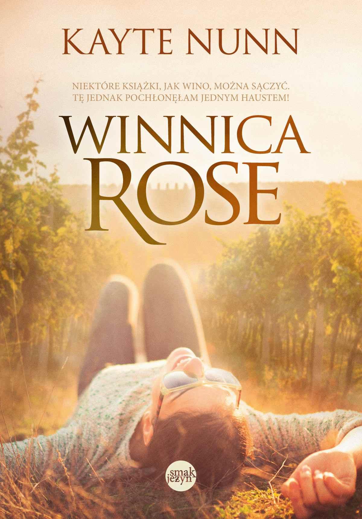 Winnica Rose - Ebook (Książka na Kindle) do pobrania w formacie MOBI