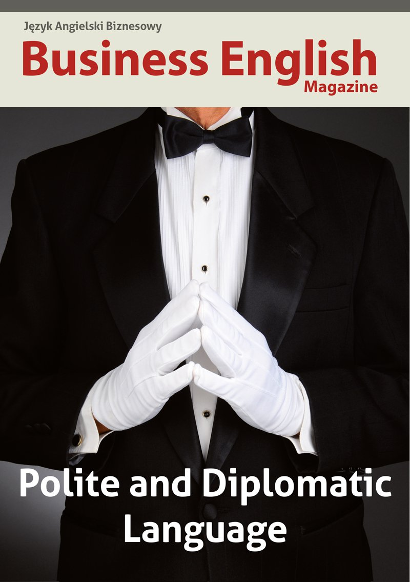 Polite and Dyplomatic Language - Ebook (Książka PDF) do pobrania w formacie PDF
