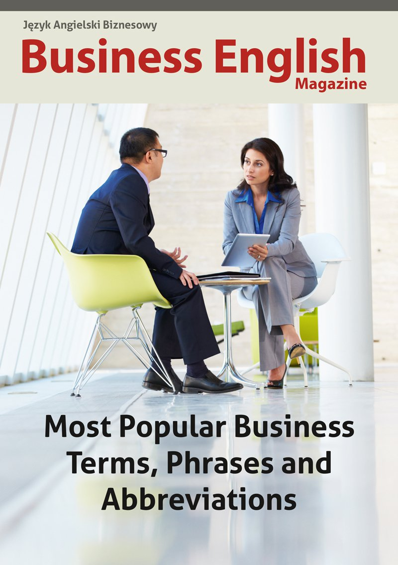 Most Popular Business Terms, Phrases and Abbreviations - Ebook (Książka na Kindle) do pobrania w formacie MOBI