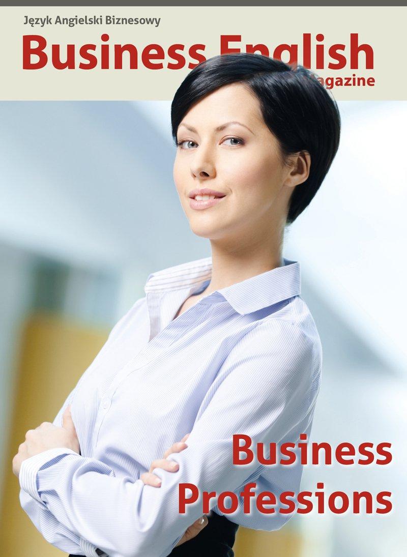 Business Professions - Ebook (Książka na Kindle) do pobrania w formacie MOBI