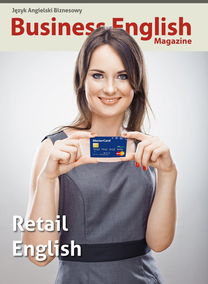 Retail English - Ebook (Książka na Kindle) do pobrania w formacie MOBI