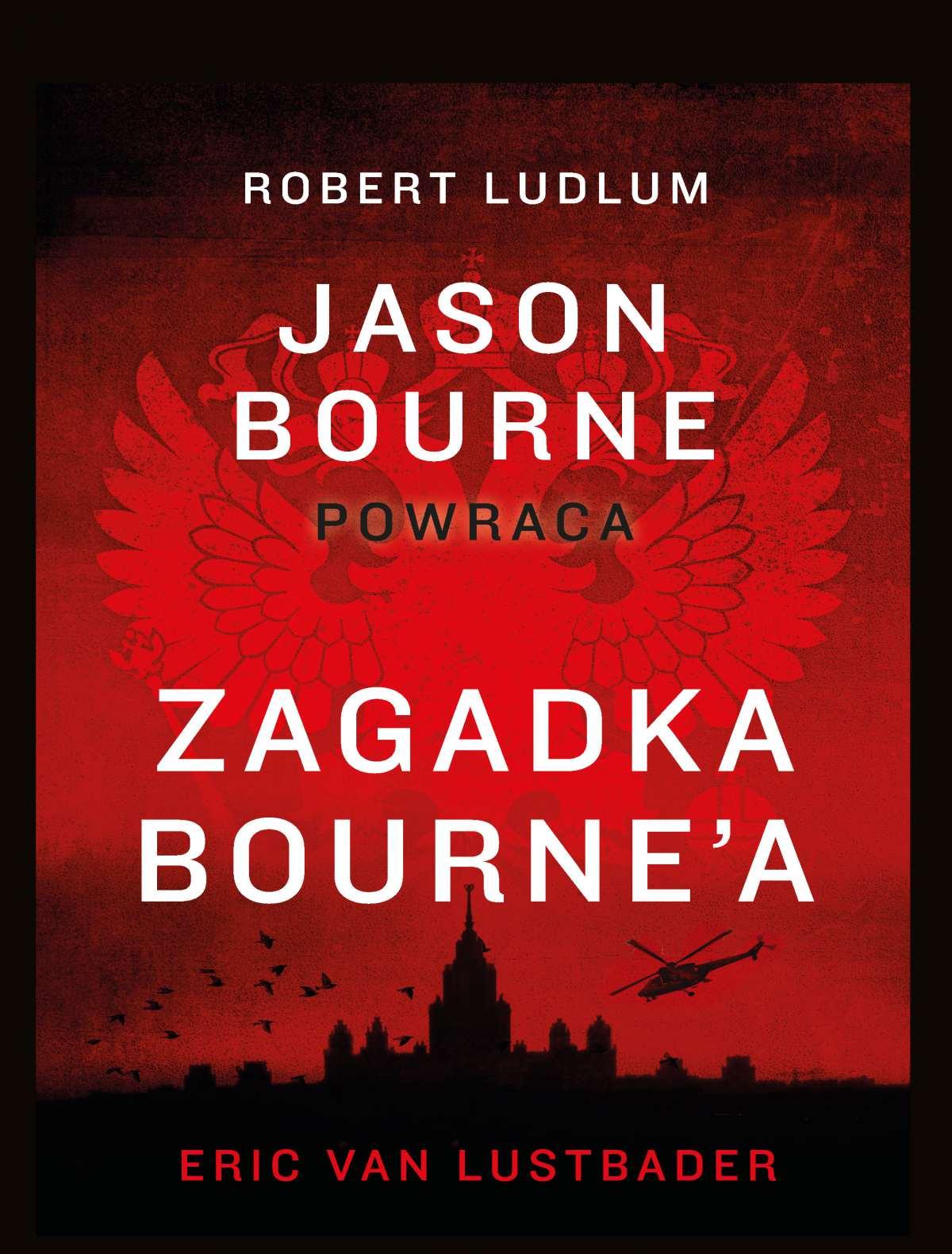 Zagadka Bourne'a - Ebook (Książka EPUB) do pobrania w formacie EPUB
