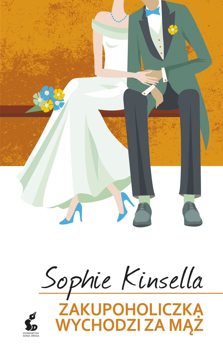 Zakupoholiczka wychodzi za mąż - Ebook (Książka EPUB) do pobrania w formacie EPUB