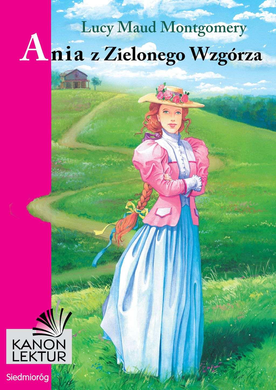 Ania z Zielonego Wzgórza - Ebook (Książka na Kindle) do pobrania w formacie MOBI