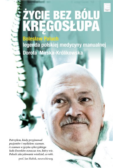 Życie bez bólu kręgosłupa - Ebook (Książka EPUB) do pobrania w formacie EPUB
