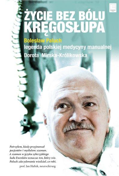 Życie bez bólu kręgosłupa - Ebook (Książka na Kindle) do pobrania w formacie MOBI