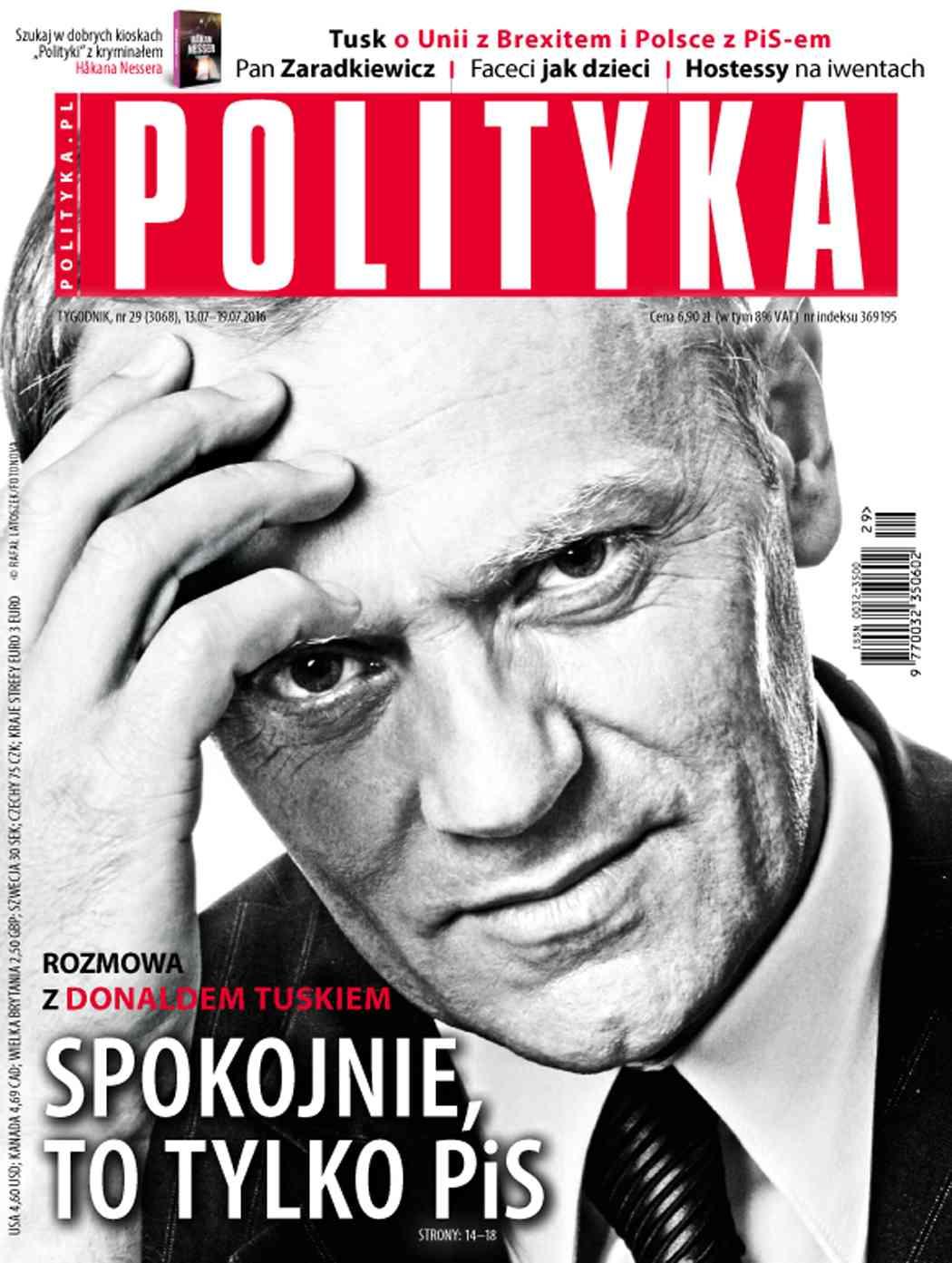 Polityka nr 29/2016 - Ebook (Książka PDF) do pobrania w formacie PDF