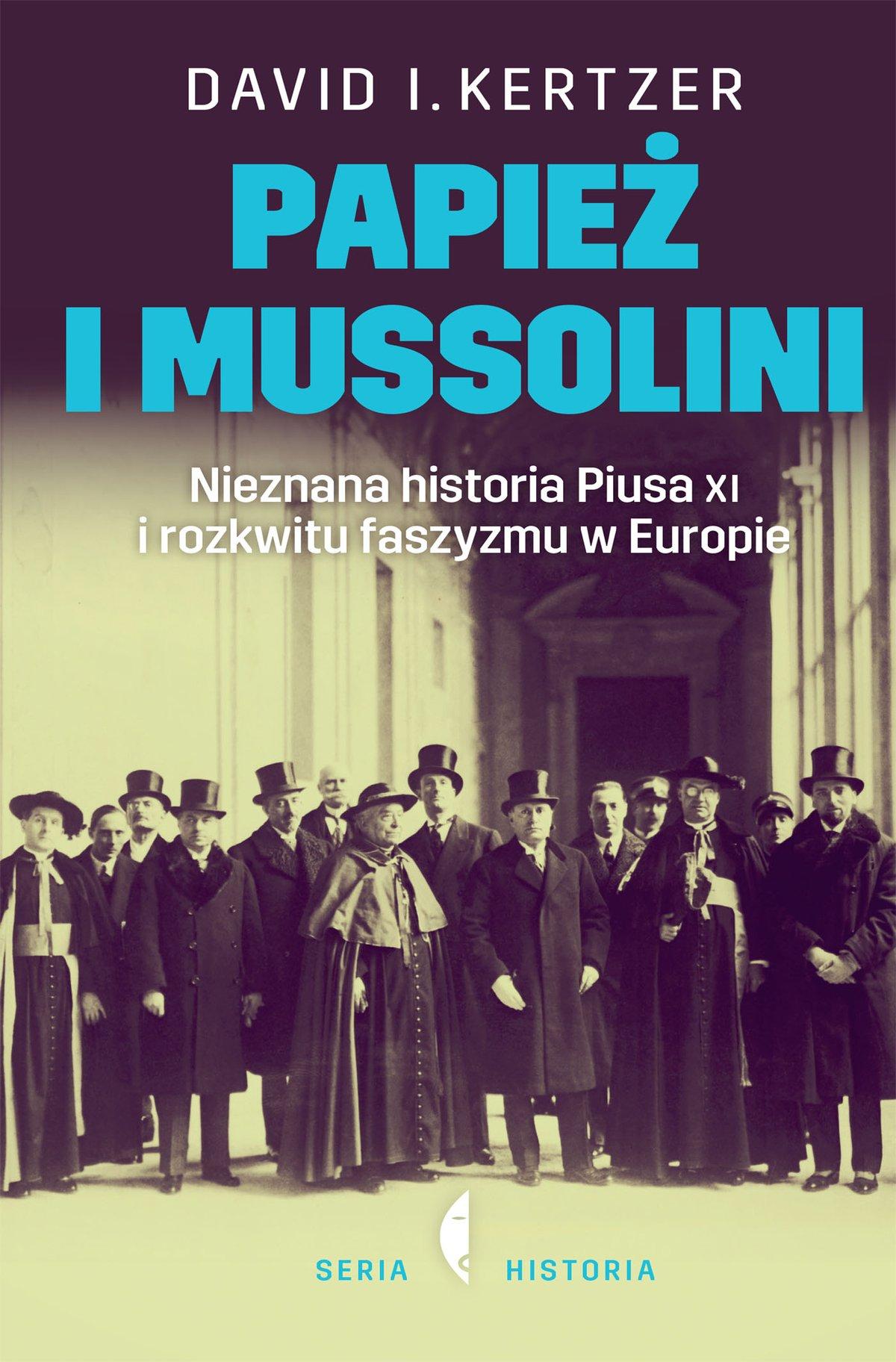 Papież i Mussolini - Ebook (Książka na Kindle) do pobrania w formacie MOBI