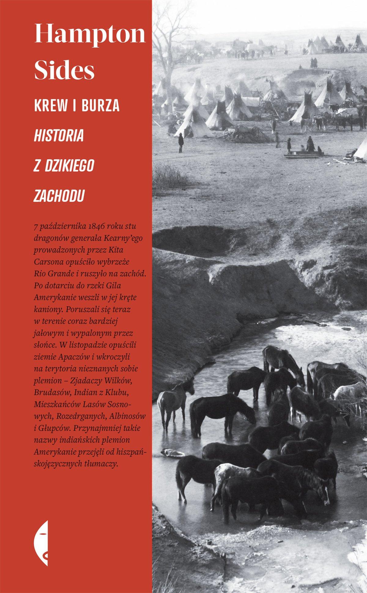 Krew i burza - Ebook (Książka na Kindle) do pobrania w formacie MOBI