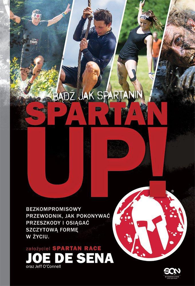 Spartan Up! Bądź jak Spartanin - Ebook (Książka na Kindle) do pobrania w formacie MOBI