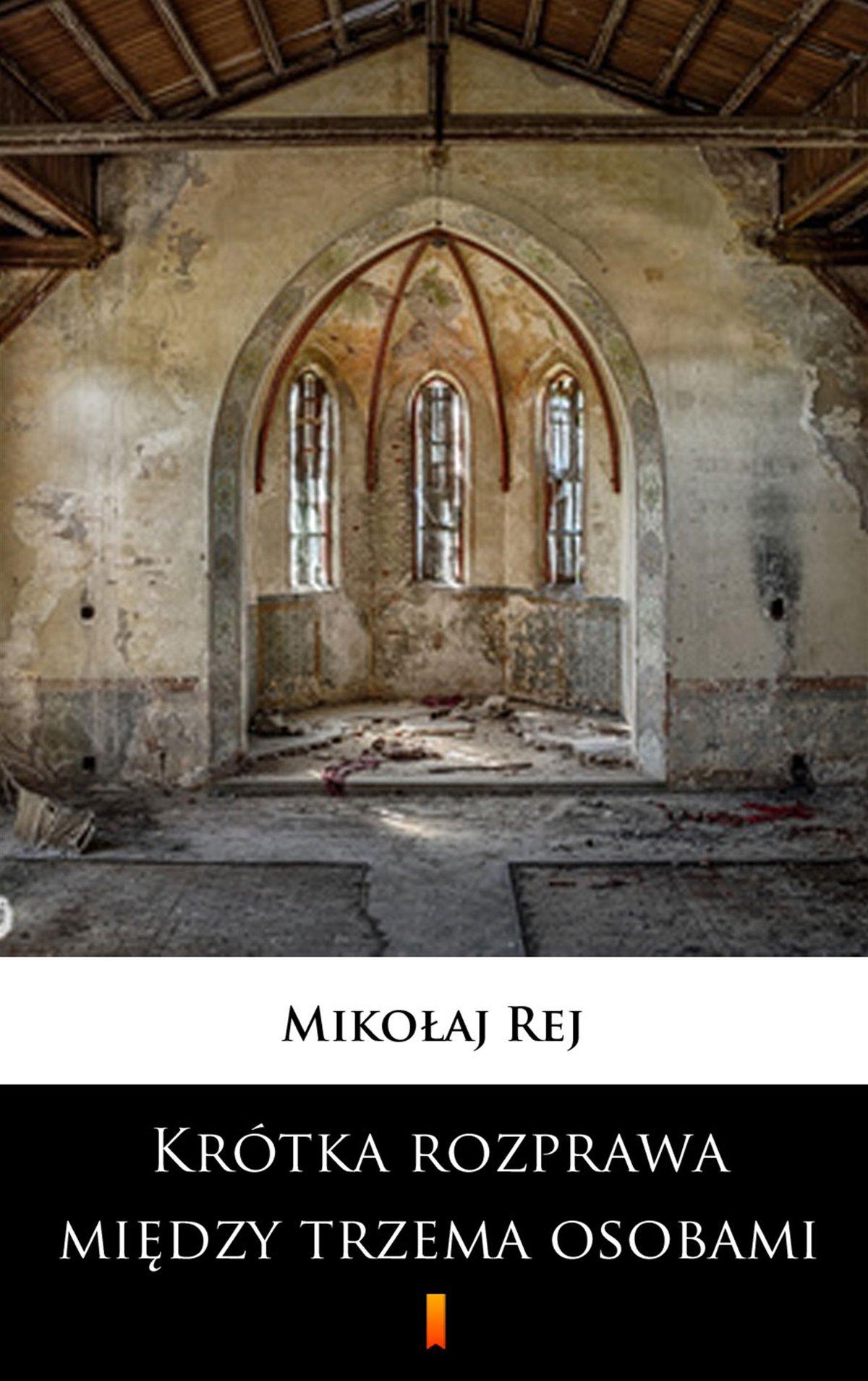 Krótka rozprawa między trzema osobami, Panem, Wójtem a Plebanem - Ebook (Książka na Kindle) do pobrania w formacie MOBI