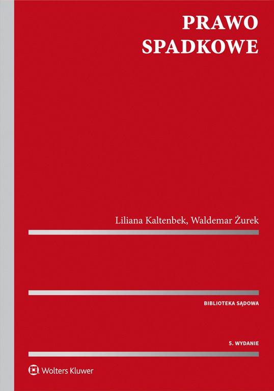 Prawo spadkowe - Ebook (Książka PDF) do pobrania w formacie PDF