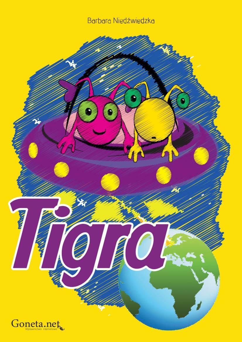 Tigra - Ebook (Książka EPUB) do pobrania w formacie EPUB
