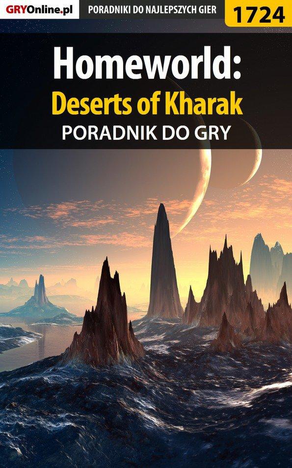 Homeworld: Deserts of Kharak - poradnik do gry - Ebook (Książka PDF) do pobrania w formacie PDF