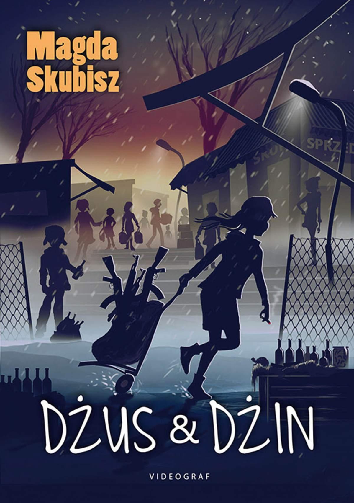 Dżus & Dżin - Ebook (Książka EPUB) do pobrania w formacie EPUB