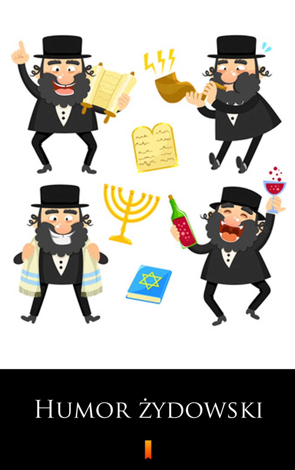 Humor żydowski - Ebook (Książka EPUB) do pobrania w formacie EPUB