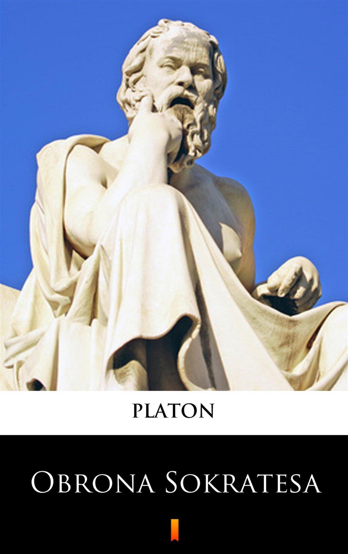 Obrona Sokratesa - Ebook (Książka na Kindle) do pobrania w formacie MOBI