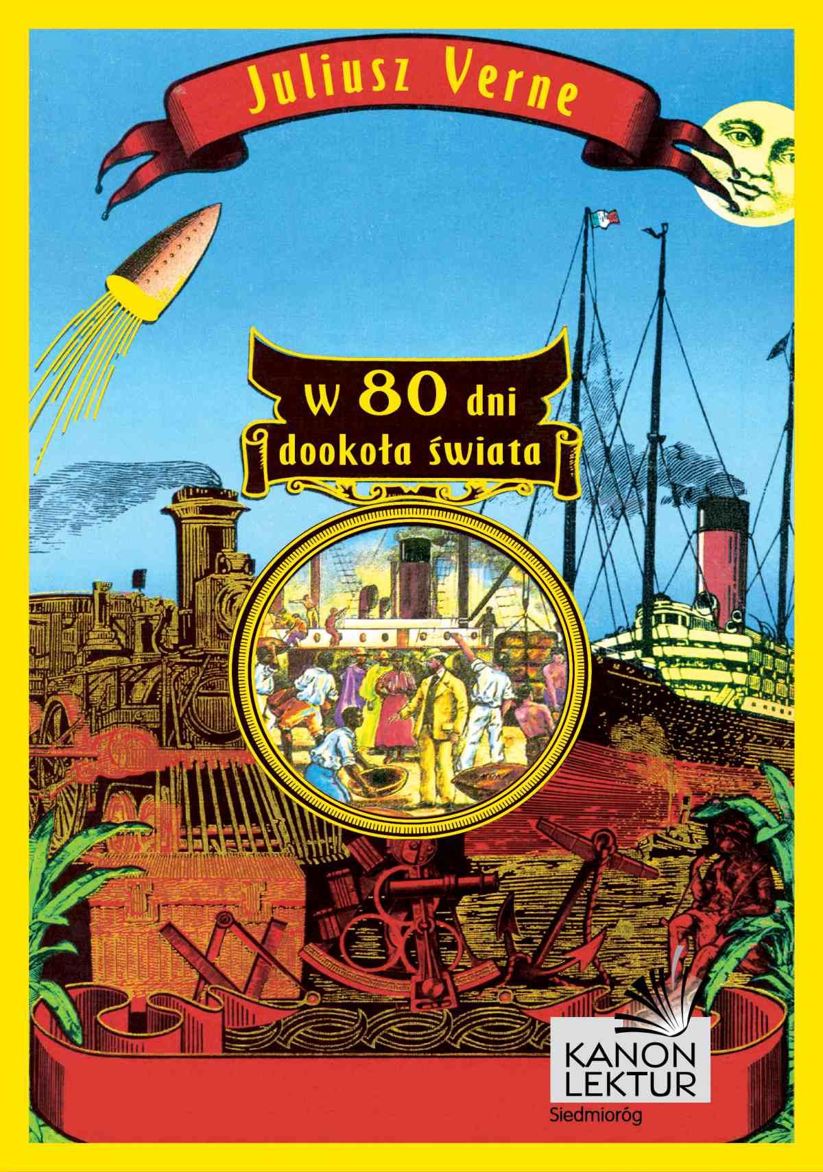 W 80 dni dookoła świata - Ebook (Książka EPUB) do pobrania w formacie EPUB