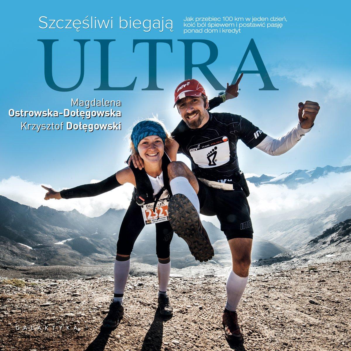 Szczęśliwi biegają ultra - Audiobook (Książka audio MP3) do pobrania w całości w archiwum ZIP