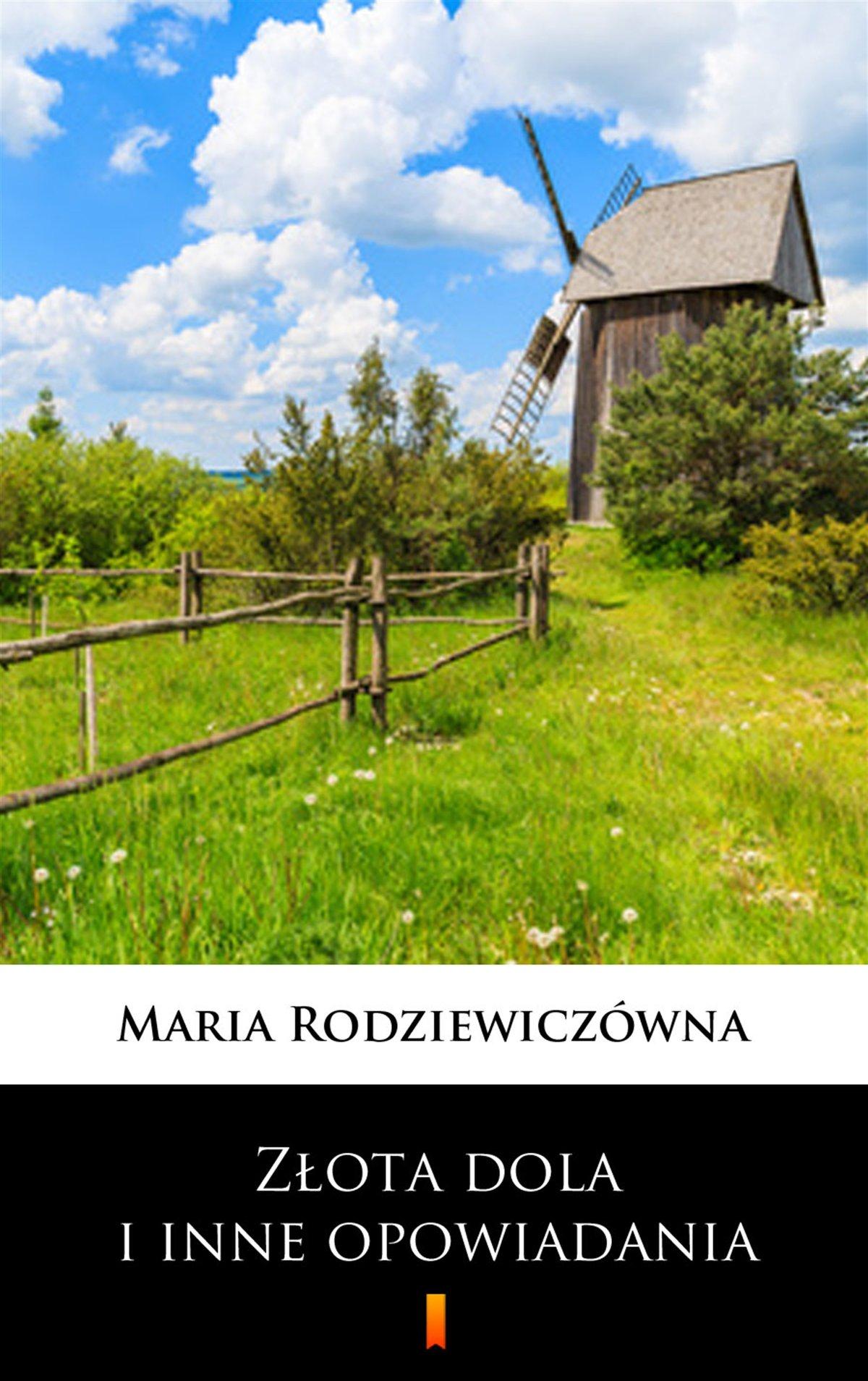 Złota dola i inne opowiadania - Ebook (Książka EPUB) do pobrania w formacie EPUB