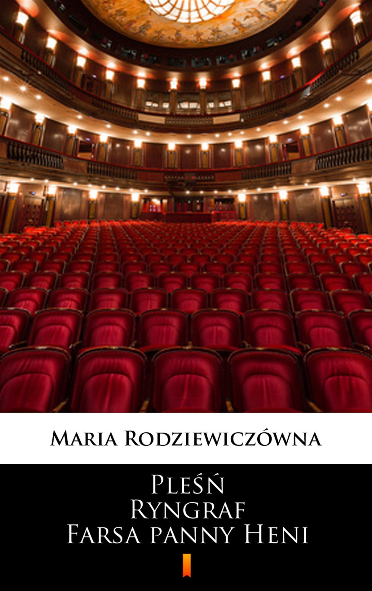 Pleśń. Ryngraf. Farsa panny Heni - Ebook (Książka EPUB) do pobrania w formacie EPUB