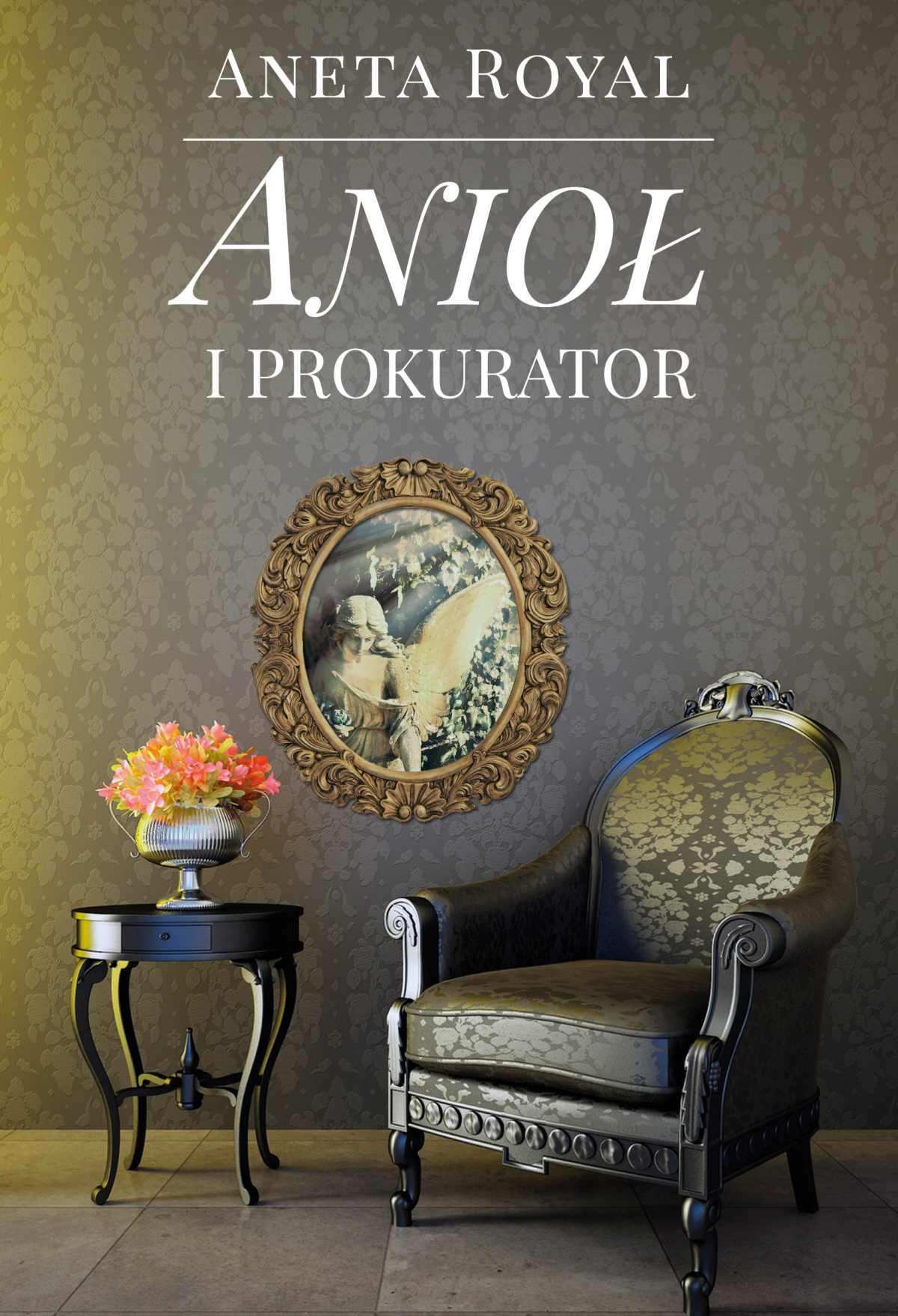 Anioł i prokurator - Ebook (Książka na Kindle) do pobrania w formacie MOBI