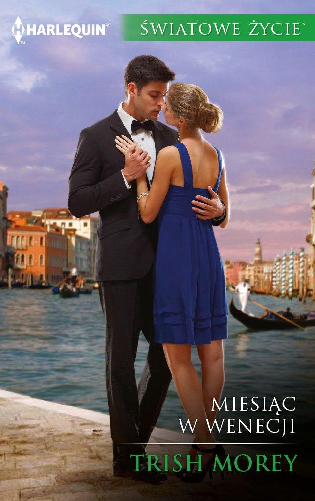 Miesiąc w Wenecji - Ebook (Książka na Kindle) do pobrania w formacie MOBI