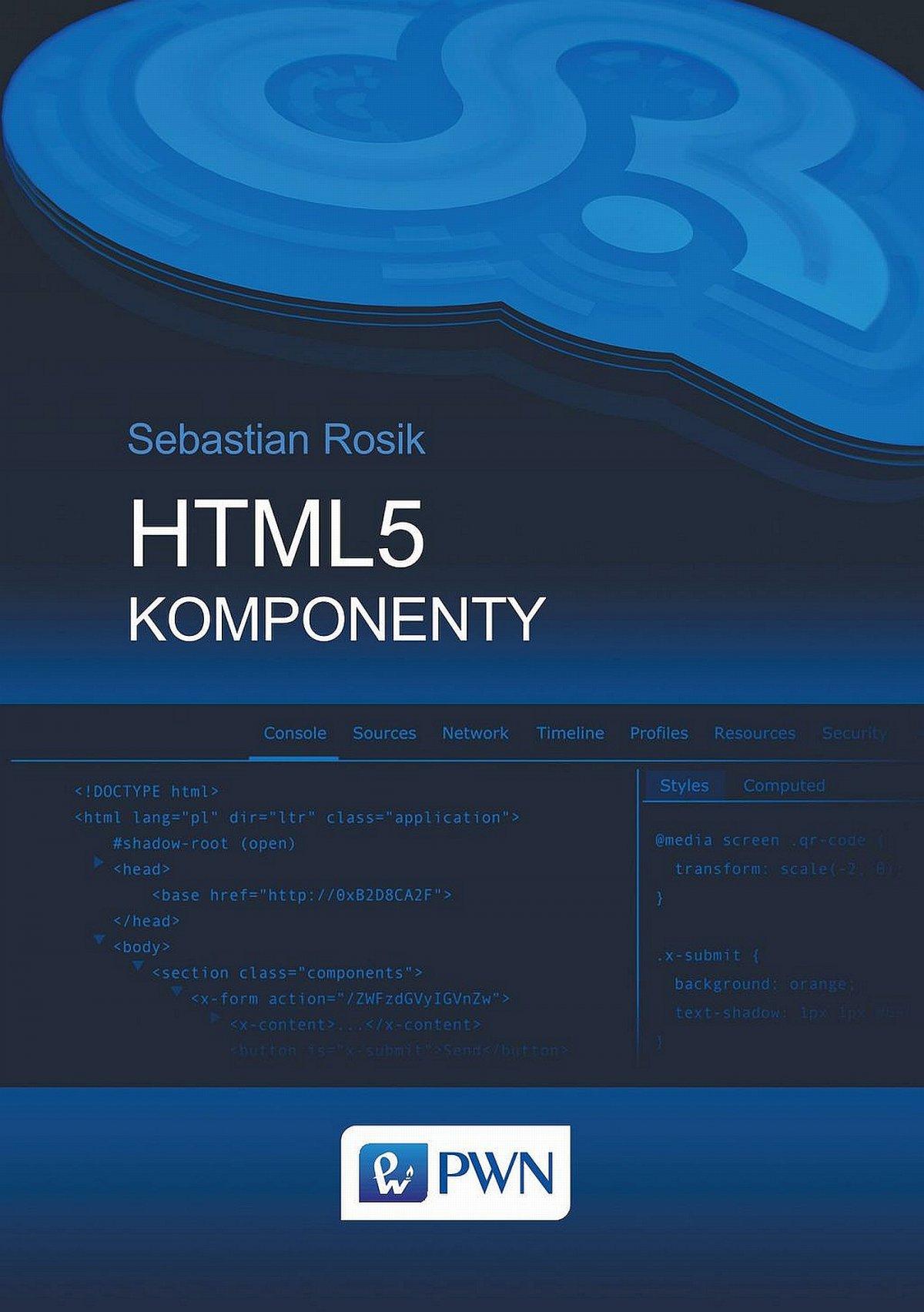 HTML5 Komponenty - Ebook (Książka EPUB) do pobrania w formacie EPUB