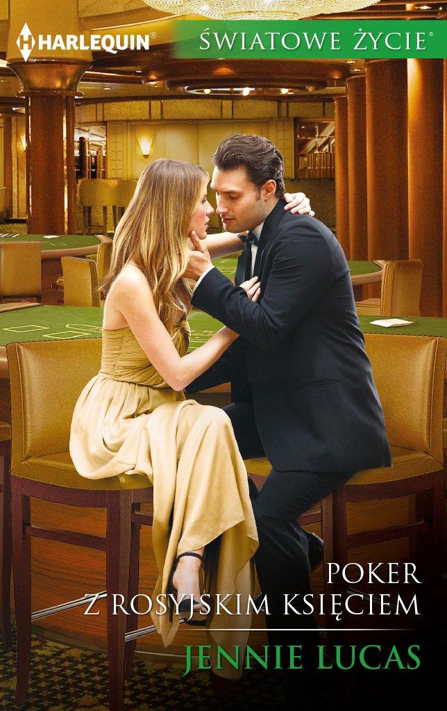 Poker z rosyjskim księciem - Ebook (Książka EPUB) do pobrania w formacie EPUB