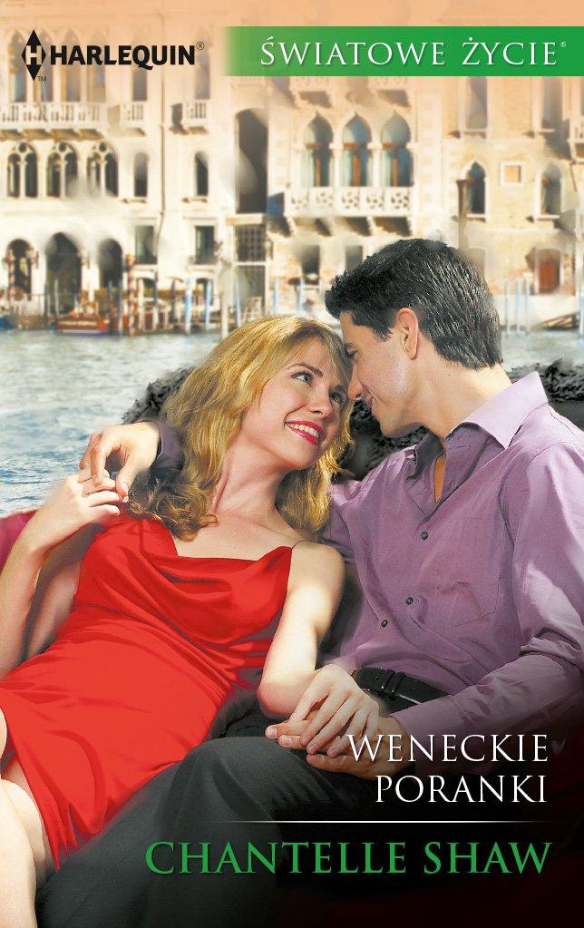 Weneckie poranki - Ebook (Książka na Kindle) do pobrania w formacie MOBI