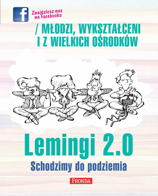 Lemingi 2.0 - Ebook (Książka na Kindle) do pobrania w formacie MOBI