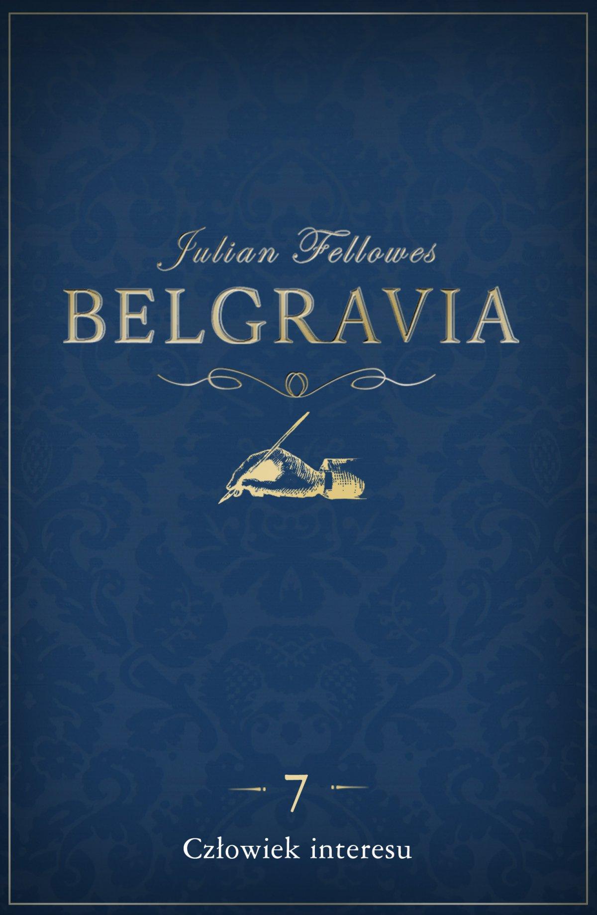 Belgravia Człowiek interesu. Odcinek 7 - Ebook (Książka na Kindle) do pobrania w formacie MOBI