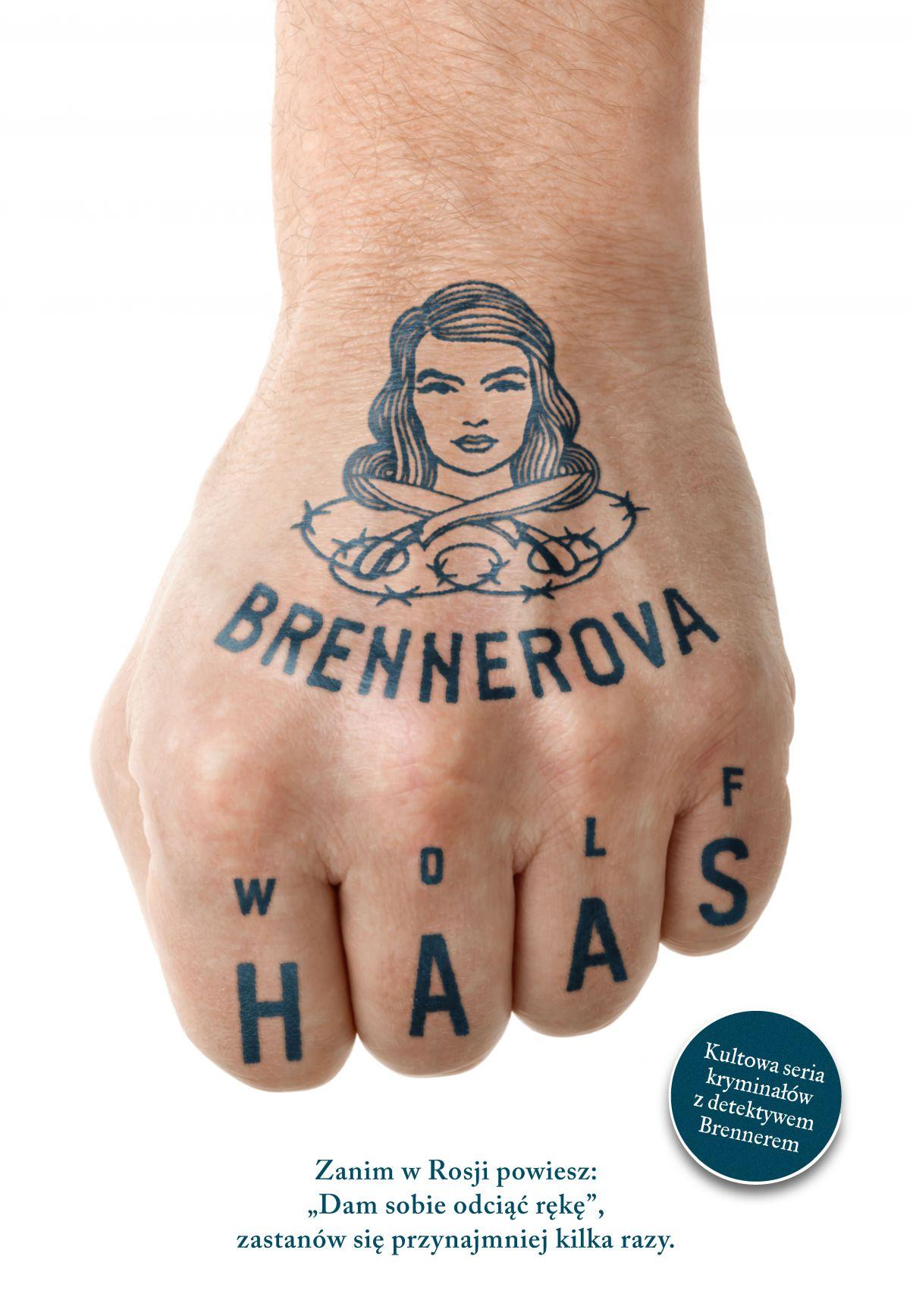 Brennerova - Ebook (Książka EPUB) do pobrania w formacie EPUB