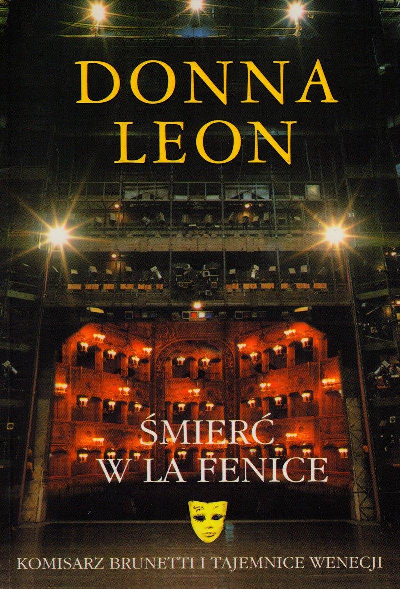 Śmierć w La Fenice - Ebook (Książka na Kindle) do pobrania w formacie MOBI
