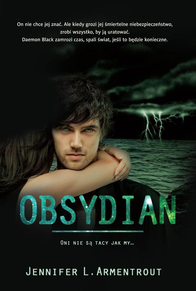 Obsydian - Ebook (Książka EPUB) do pobrania w formacie EPUB