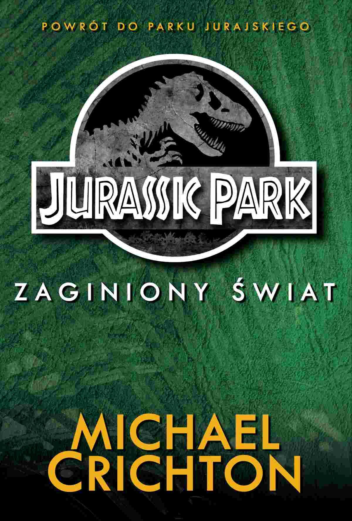 Jurassic Park. Zaginiony Świat - Ebook (Książka na Kindle) do pobrania w formacie MOBI