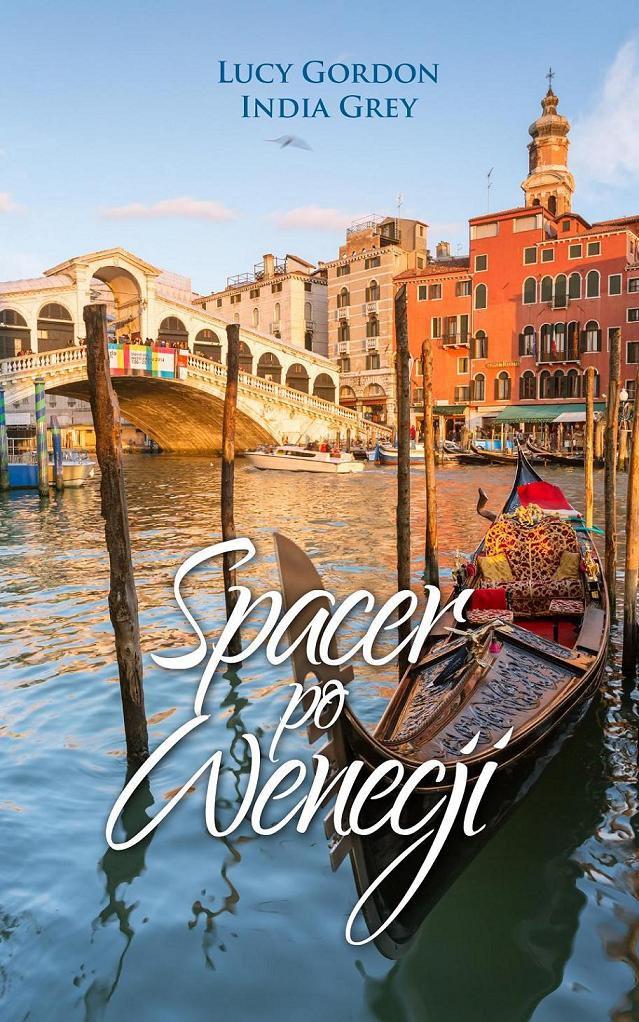 Spacer po Wenecji - Ebook (Książka na Kindle) do pobrania w formacie MOBI