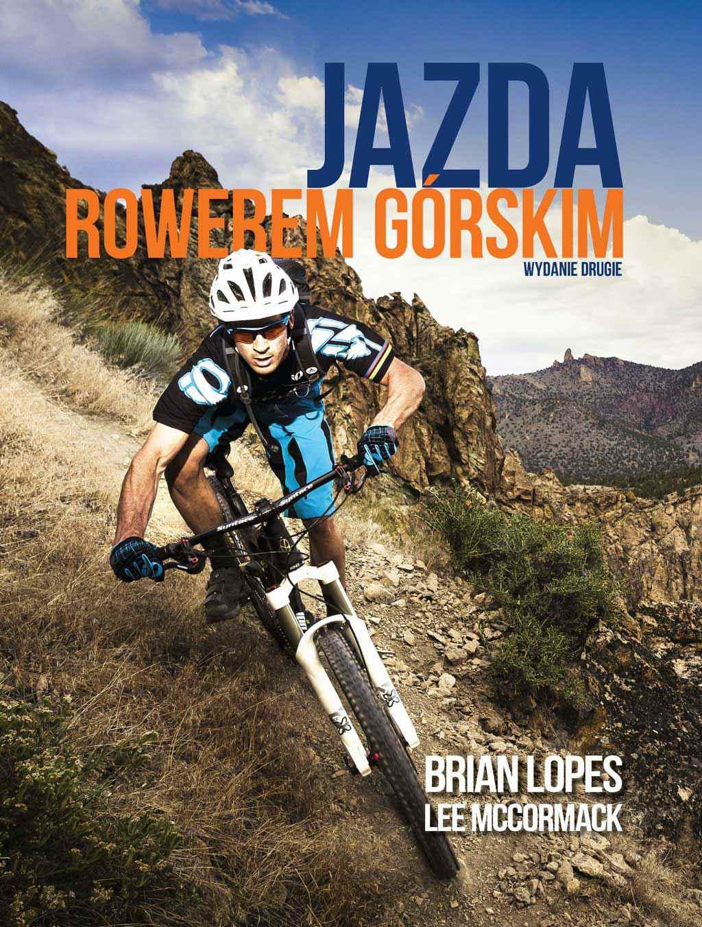 Jazda rowerem górskim - Ebook (Książka EPUB) do pobrania w formacie EPUB