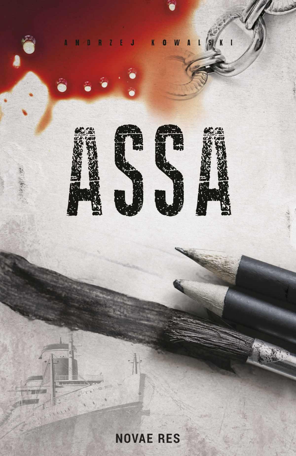 ASSA - Ebook (Książka EPUB) do pobrania w formacie EPUB